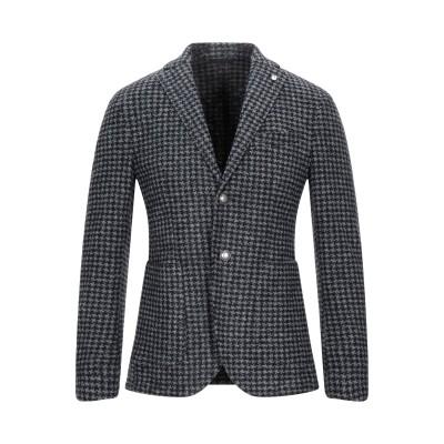 BRANDO テーラードジャケット グレー 52 アクリル 54% / ウール 24% / ポリエステル 22% テーラードジャケット