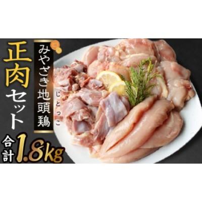 宮崎ブランド みやざき地頭鶏正肉セット