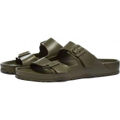 ビルケンシュトック Birkenstock メンズ サンダル シューズ・靴 Arizona EVA Khaki