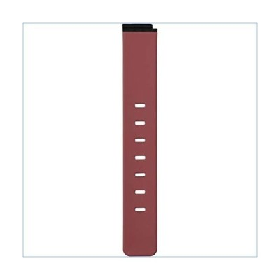 BERING Silicone Red Watch Strap (Model: PT-15531-BVRX)並行輸入品