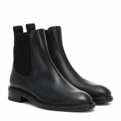 ロロピアーナ Loro Piana レディース ブーツ ショートブーツ シューズ・靴 Auckland leather ankle boots