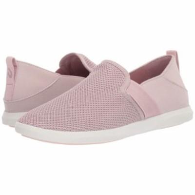 オルカイ OluKai レディース スニーカー シューズ・靴 Hale'Iwa Macadamia/Petal Pink