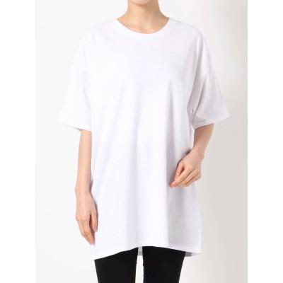 【公式】EMODA(エモダ)バックプリントルーズTシャツ