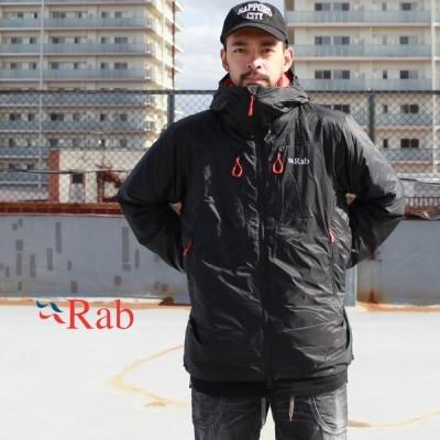 Rab ラブ アウター ジャケット Photon Pro Jacket