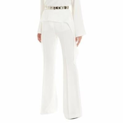 ALBERTA FERRETTI/アルベルタ フェレッティ White Fleare pants レディース 秋冬2019 V030966180002 ju
