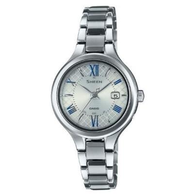 カシオ ソーラー電波腕時計 シルバー SHW-7000TD-7AJF [SHW7000TD7AJF]