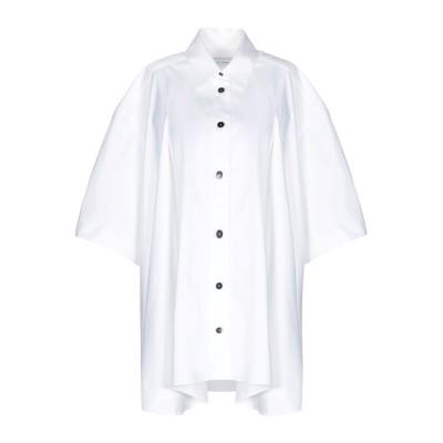WALK OF SHAME シャツ ホワイト 38 コットン 100% シャツ
