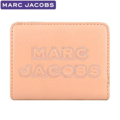 【ポイント10倍】マークジェイコブス MARC JACOBS 財布 二つ折り財布 M0015752 253 ミニ財布 ミニ 小さめ レディース ウォレット 新作