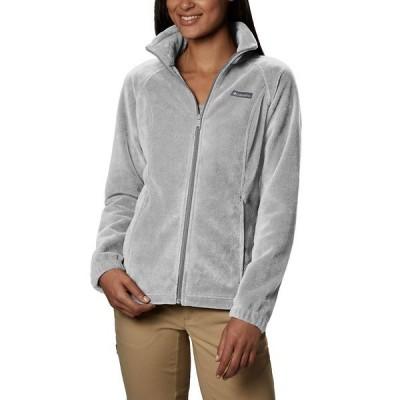 コロンビア ジャケット&ブルゾン アウター レディース Women's Benton Springs Fleece Jacket Cirrus Grey Heather