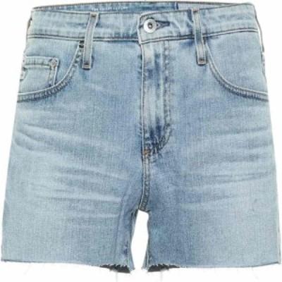 エージージーンズ AG Jeans レディース ショートパンツ デニム ボトムス・パンツ Mikkel High-Rise Denim Shorts Years Recoverz