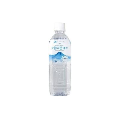 東川町 ふるさと納税 「水とくらすまち」から大雪の天然水〈500ml×48本〉(10001019)
