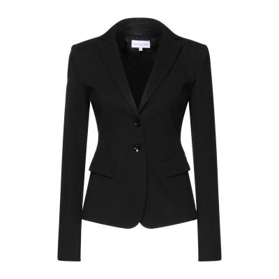 パトリツィア ペペ PATRIZIA PEPE テーラードジャケット ブラック 40 レーヨン 66% / ナイロン 30% / ポリウレタン 4%