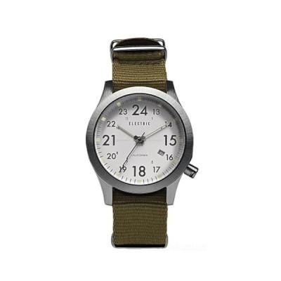 エレクトリック 腕時計 FW01 NATO WHITE/OLIVE (EW0010020003)