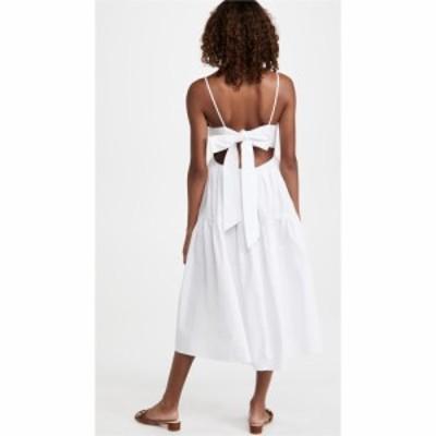チャオ ルチオ Ciao Lucia レディース ワンピース ワンピース・ドレス Gioia Dress White