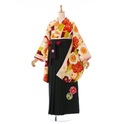 卒業袴 レンタル 卒業式 袴 着物  袴  無料小物つき R1533C_E-H243-23-1