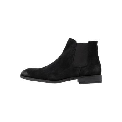 ブランコ ブーツ&レインブーツ メンズ シューズ BIABYRON CHELSEA - Classic ankle boots - black