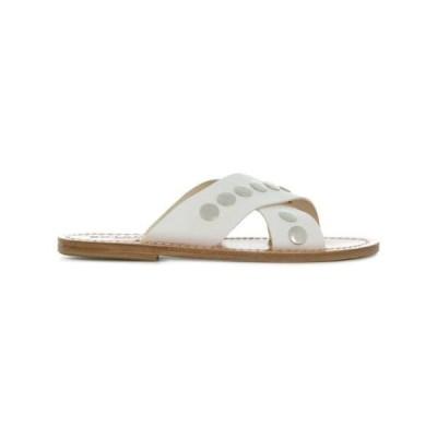 ソランジュサンダル サンダル ビーチサンダル レディースSolange Sandals studded sandalsWei?