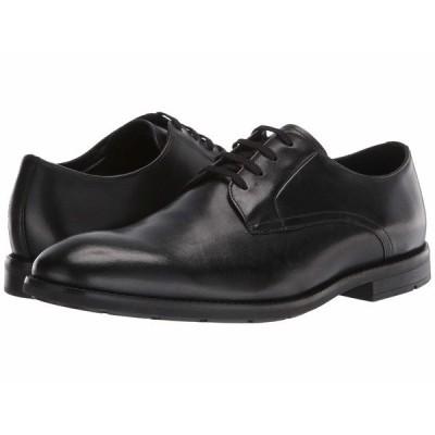 クラークス オックスフォード シューズ メンズ Ronnie Walk Black Leather