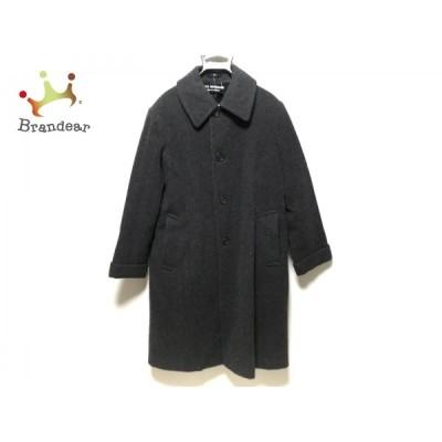 コムデギャルソンジュンヤワタナベ コート メンズ - ダークグレー 長袖/冬  値下げ 20210101