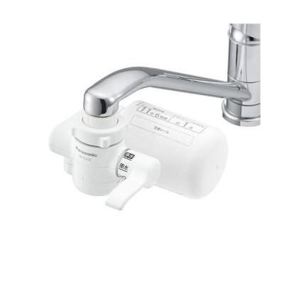 パナソニック TKCJ12W(ホワイト) 蛇口直結型浄水器