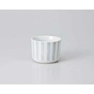 器蔵 小鉢特選十草切立珍味鉢 白