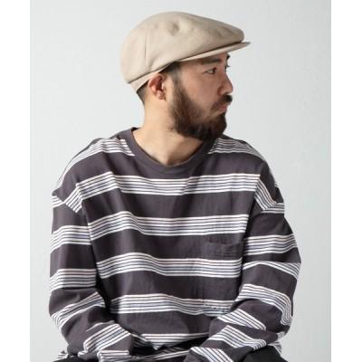 Ray's Store / Huge Linen Hunting / ヒュージ リネン ハンチング MEN 帽子 > ハンチング/ベレー帽
