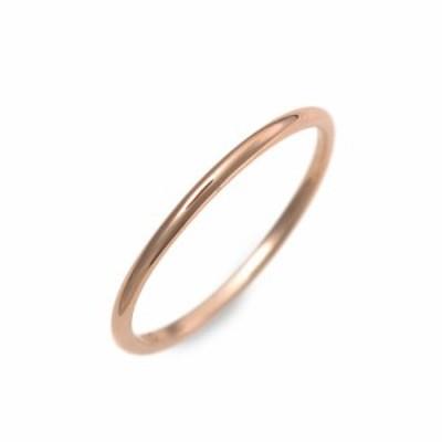 リング 指輪 レディース Goutte Dor ピンクゴールド 誕生日プレゼント ギフト