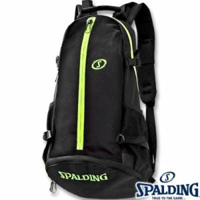 SPALDINGケイジャー ライムグリーン バスケットボールバッグ バスケ収納カバン スポルディング40-007LG