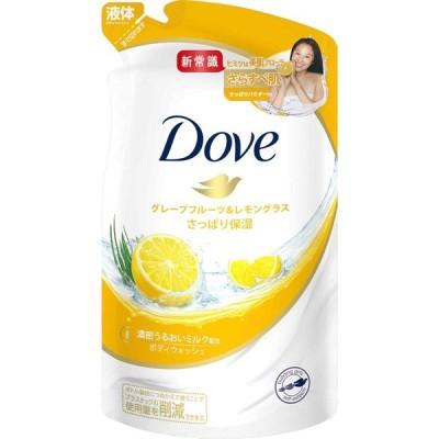 ユニリーバ・ジャパン ダヴ ボディウォッシュ グレープフルーツ&レモングラス つめかえ用 360g