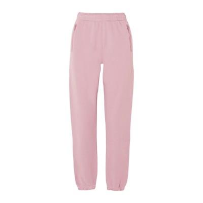 LES GIRLS LES BOYS パンツ ピンク L コットン 100% パンツ