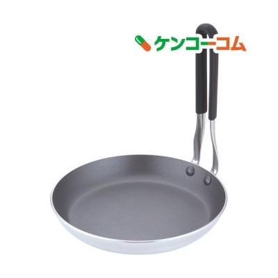TKG 共柄厚板 IHアルミテフロン親子鍋 立柄 18cm ( 1個 )