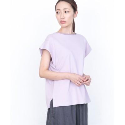 tシャツ Tシャツ COCOWALK/C+H:Cross Cap Sleeve T-shirts クロスキャップ スリーブ Tシャツ