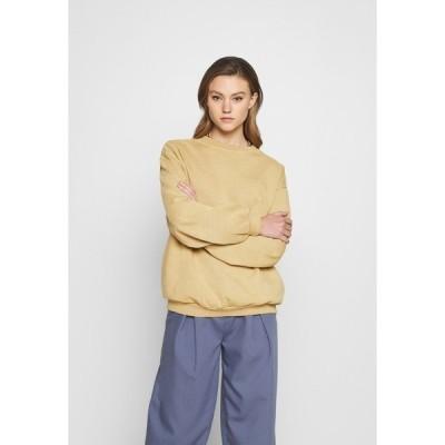 リーバイス パーカー・スウェットシャツ レディース アウター MELROSE SLOUCHY CREW - Sweatshirt - incense garment