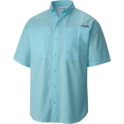 コロンビア シャツ トップス メンズ Columbia Men's Tamiami II Shirt (Regular and Big & Tall) Geyser