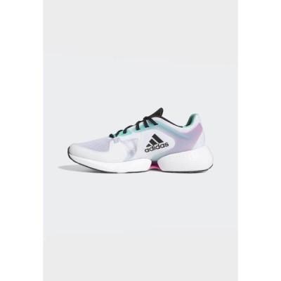 アディダス メンズ スポーツ用品 ALPHATORSION - Stabilty running shoes - white