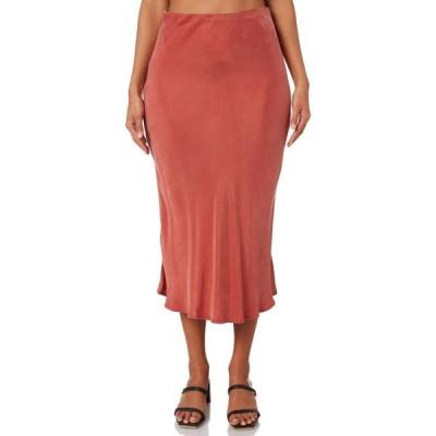 ヌード ルーシー Nude lucy レディース ひざ丈スカート スカート nude classic skirt Auburn
