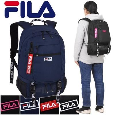 フィラ FILA リュック リュックサック デイパック 2ルーム 23リットル 全4色 コード 7560