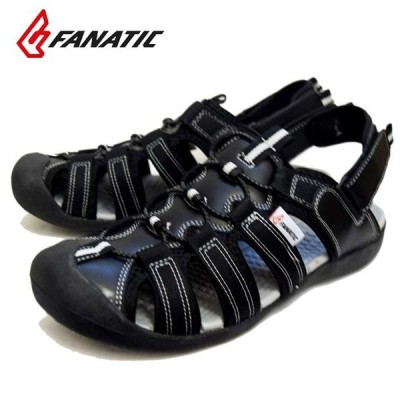 FANATIC(メンズ)2ウェイスポーツサンダルF43040ブラック・ネイビー・キャメル【現品限りのお買い得品】