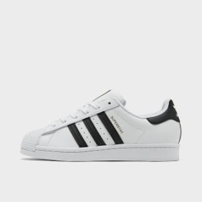 アディダス レディース スーパースター adidas Originals Superstar スニーカー White/Black/White