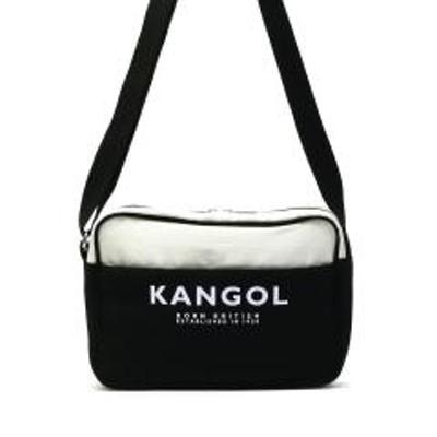 カンゴールカンゴール ショルダーバッグ KANGOL バッグ ショルダーバッグ 斜めがけ 小さめ Bardot バルドー 斜めがけバッグ メンズ レディース 軽い ブランド 女子 男子 250-2001 WHITE(10)