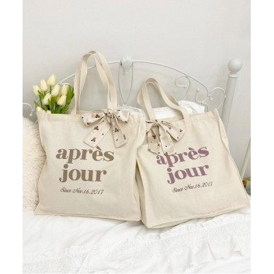 apres jour / ジップトートバッグ【ZOZOTOWN限定アイテム】【3AP】 WOMEN バッグ > トートバッグ