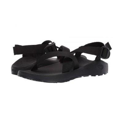 Chaco チャコ メンズ 男性用 シューズ 靴 サンダル Z/Cloud - Solid Black