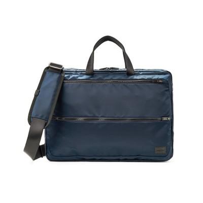 【カバンのセレクション】 吉田カバン ポーター エヴォ ビジネスバッグ メンズ 軽量 A4 B4 PORTER 534-05269 ユニセックス ネイビー フリー Bag&Luggage SELECTION