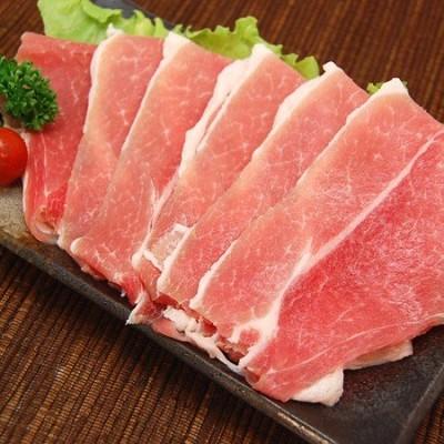 豚ウデスライス 500g 【調理例】野菜炒め、豚汁、カレーなどに 精肉特価セール 送料無料商品と同梱出来ます