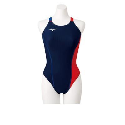 ミズノ(MIZUNO)競泳練習用 エクサースーツUP ミディアムカット N2MA076086