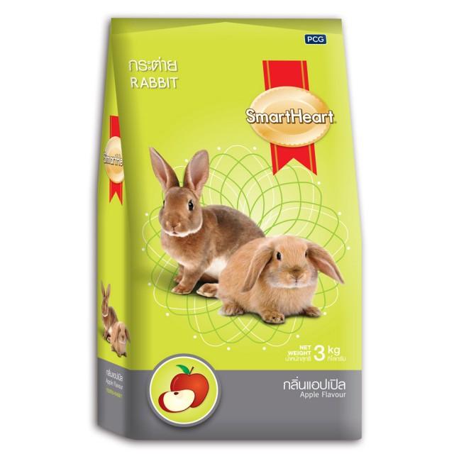 慧心寶貝兔子飼料-蘋果口味3KG