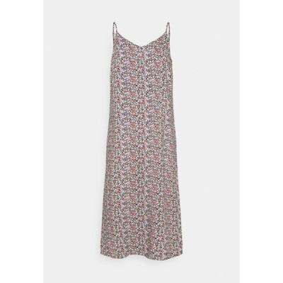 ビーヤング ワンピース レディース トップス JOELLA SLIP DRESS  - Day dress - rose tan