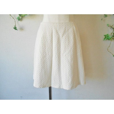 レッセパッセ LAISSE PASSE ミニ フレア の 可愛い スカート 38
