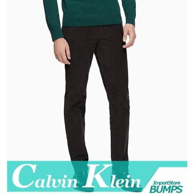 カルバンクライン チノパン カラーパンツ メンズ スキニー テック 無地 ボトムス ズボン 新作 CK CALVIN KLEIN