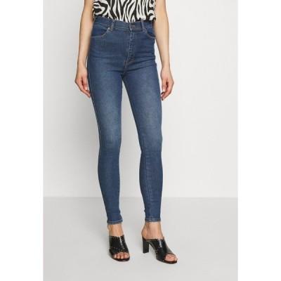 ドクター デニム デニムパンツ レディース ボトムス MOXY - Jeans Skinny Fit - westcoast dark blue